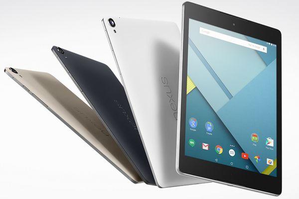 Nexus 9 con Android 5.0