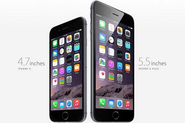 iPhone 6 en China