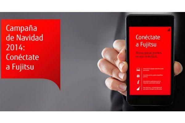 campaña_navidad_fujitsu_app