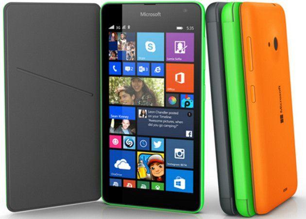 smartphones Microsoft