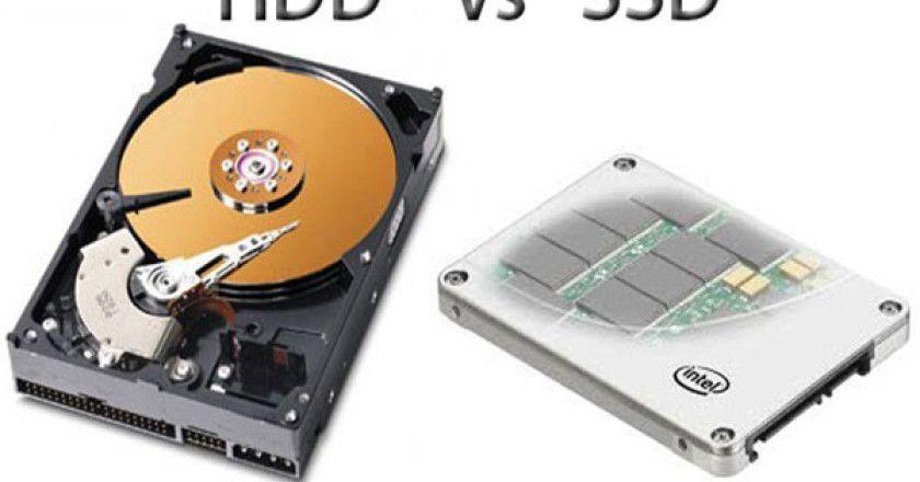 SSD/HDD