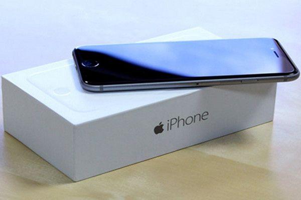 iPhones en China