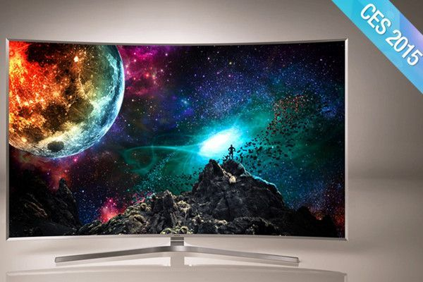 Smart TV SUHD
