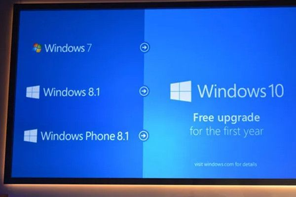 Windows 10 será gratuito
