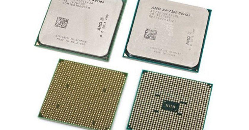 CPUs AMD falsas