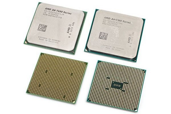 CPUs AMD falsas
