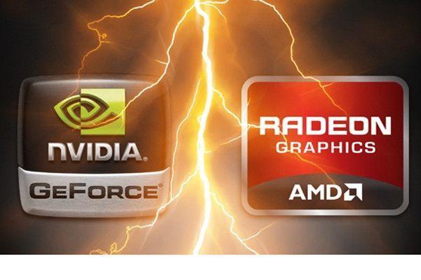 NVIDIA supera a AMD