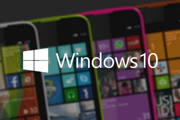 Windows 10 para smartphones