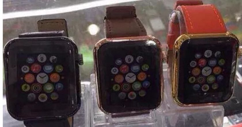 Clones Apple Watch