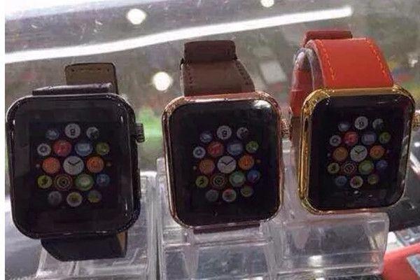 Clones Apple Watch