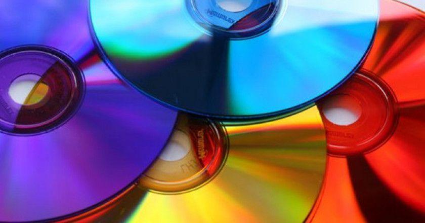 CD de música