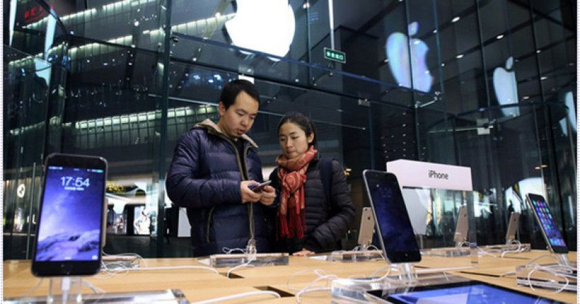 revender iPhones