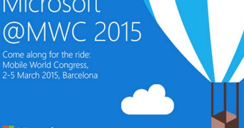 Microsoft en MWC 2015