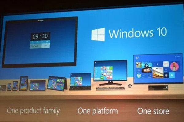 lanzamiento de Windows 10