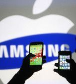 Apple supera a Samsung