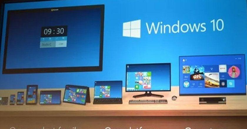 PCs con Windows 10