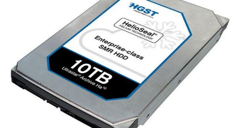 disco duro de 10 TB