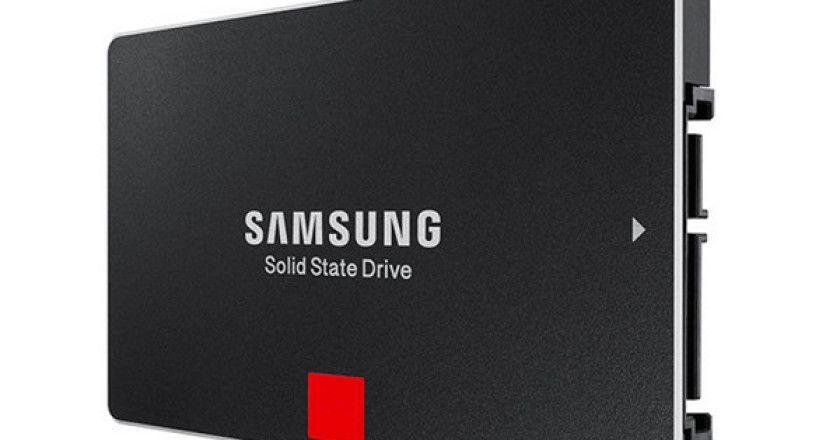 SSD 850 de 2 TB