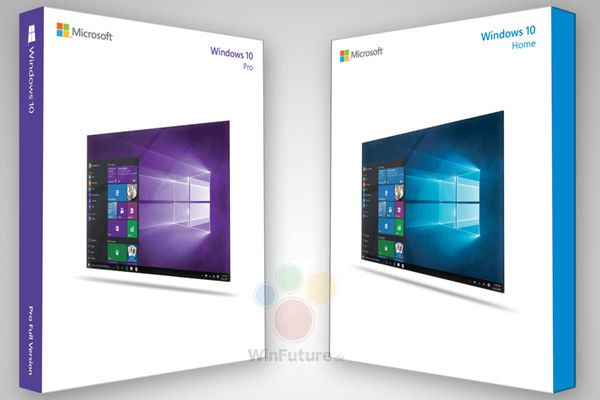 Windows 10 retail