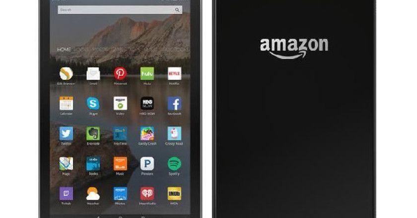 Amazon Kindle Fire 10