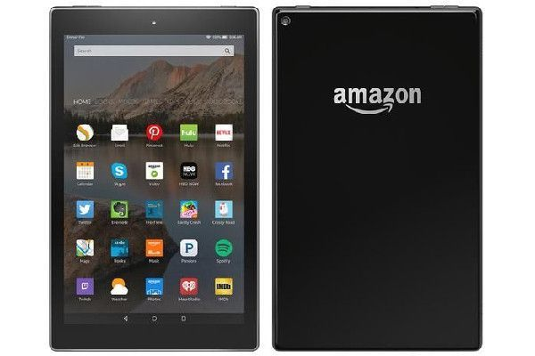 Amazon Kindle Fire 10