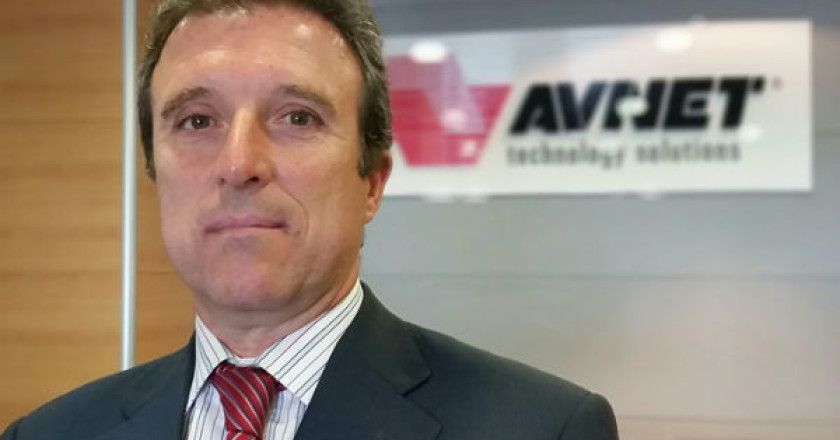 Carlos Cabañas Avnet