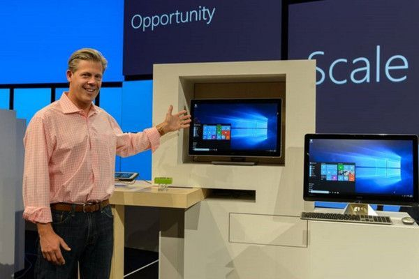 Windows 10 en IFA
