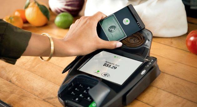 LG también desarrolla su sistema de pagos móviles