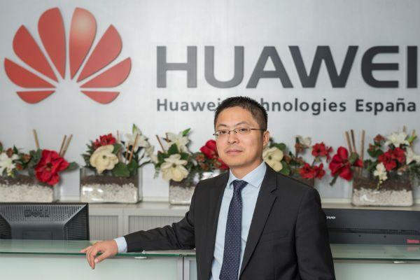 Huawei_España_Tony Jin