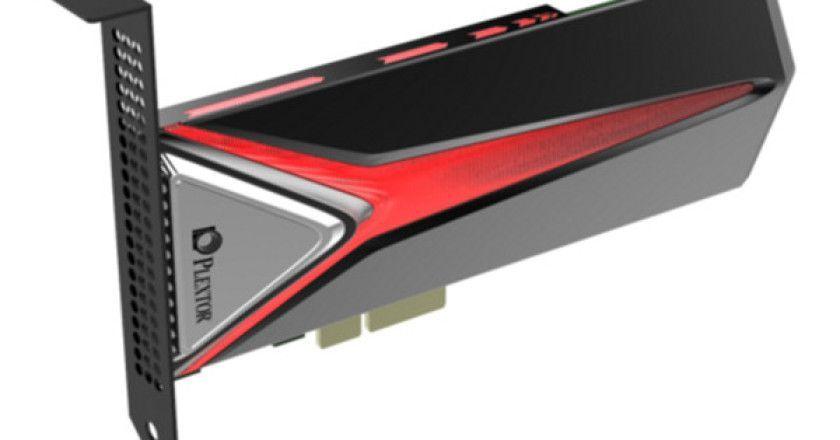 Plextor SSD PCIe