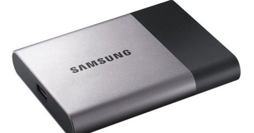 SSD portable T3