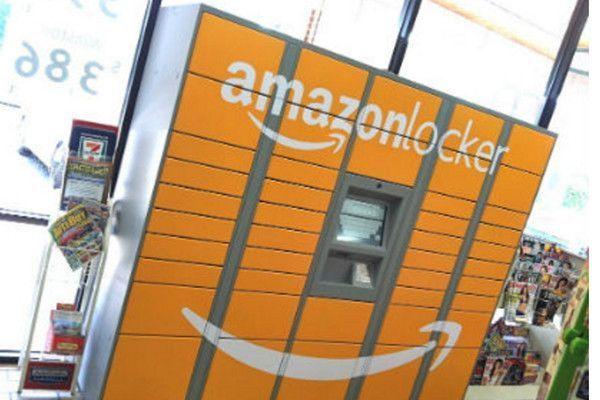 taquillas de Amazon