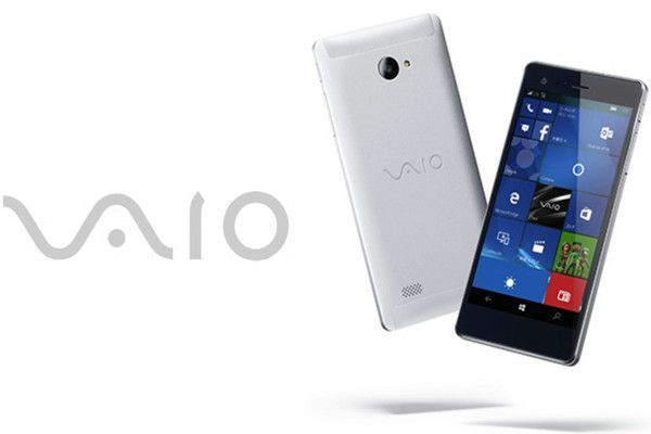 smartphone con Windows 10