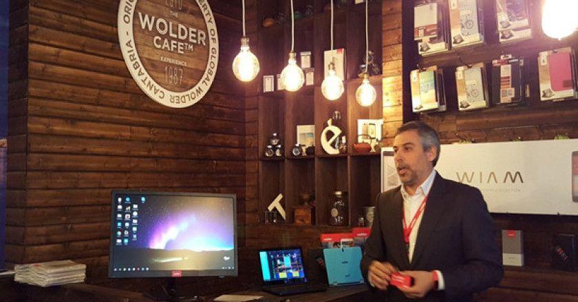 Wolder en MWC 2016