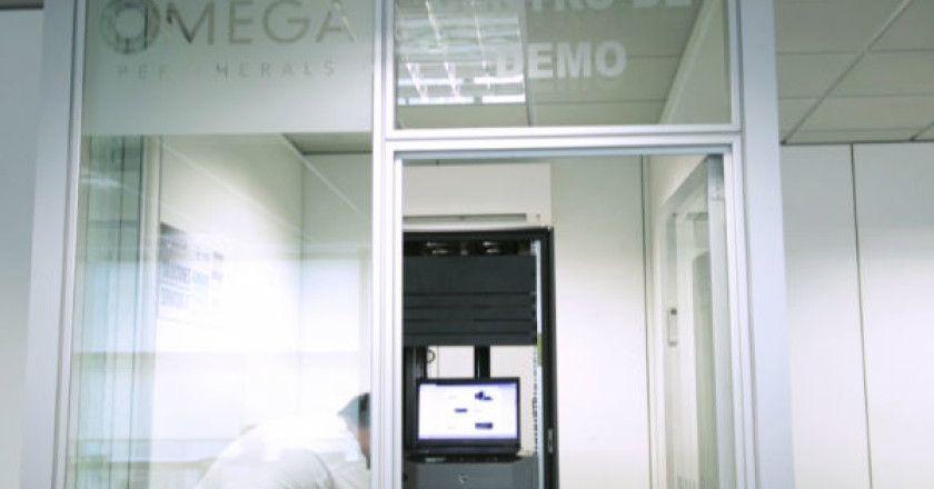 Omega Peripherals_DemoCenter