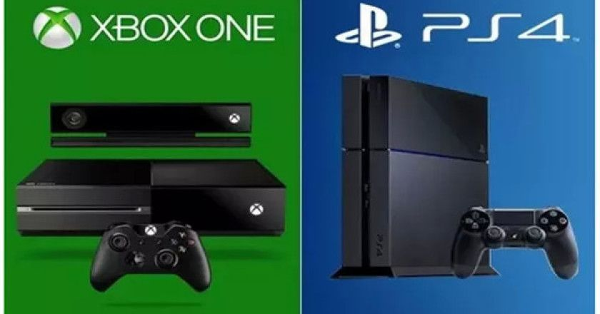 PS4 contra Xbox One