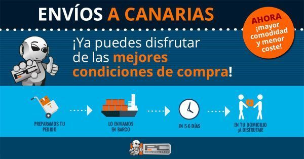 pccomponentes_islas_canarias