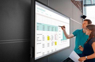 pantalla interactiva