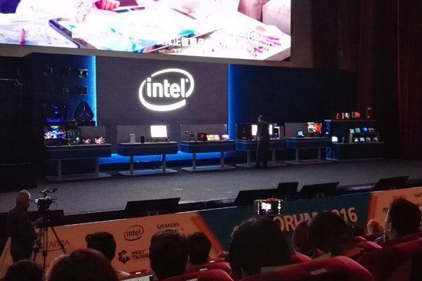 Intel en Computex 2016