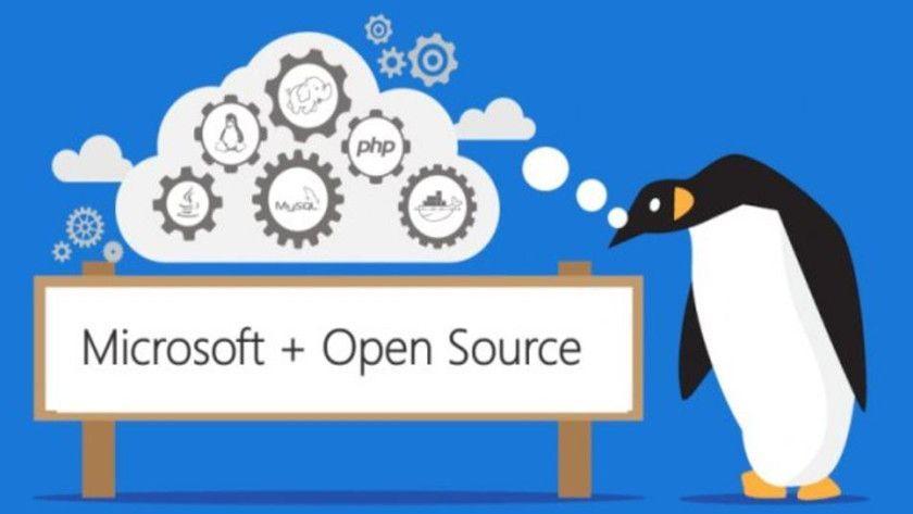 Microsoft y Open Source