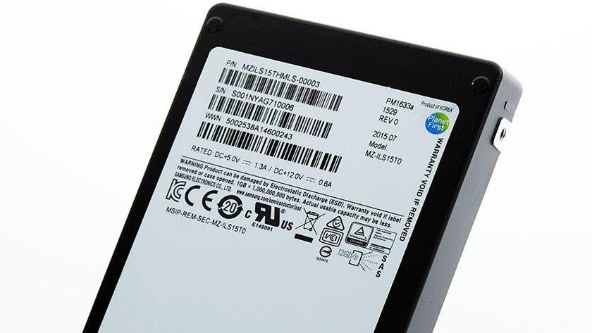 SSD 30 TB