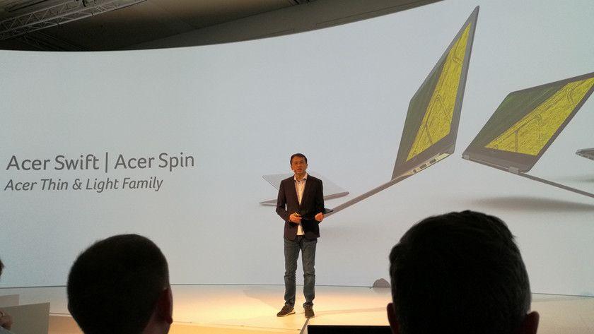 Acer en IFA 2016