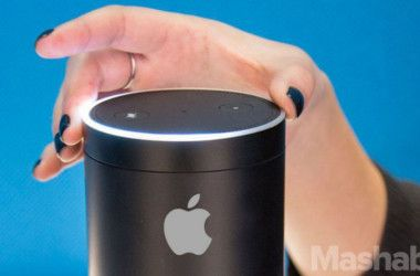 Apple Amazon Echo