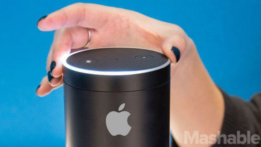 Apple Amazon Echo