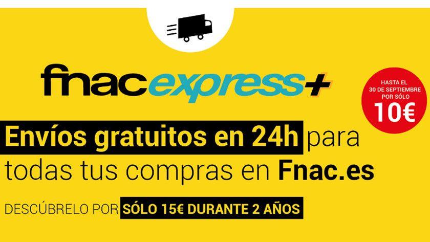 Fnac Express+