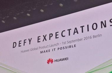 Huawei en IFA 2016
