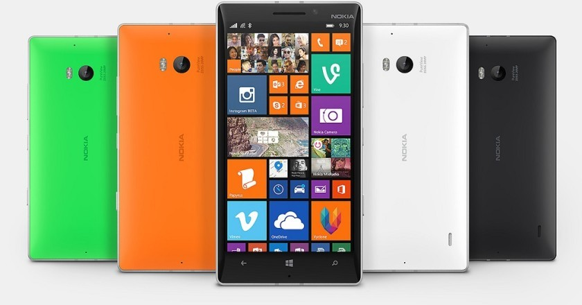 móviles Lumia