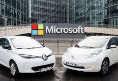 Renault-Nissan y Microsoft