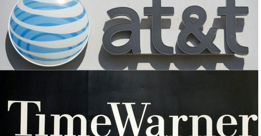AT&T comprará Time Warner