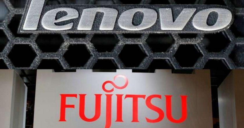 Lenovo y Fujitsu